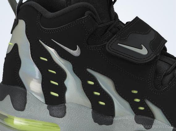 6979b7e75d59 Nike Air DT Max  96 - Black - Mica Green - Volt - SneakerNews.com