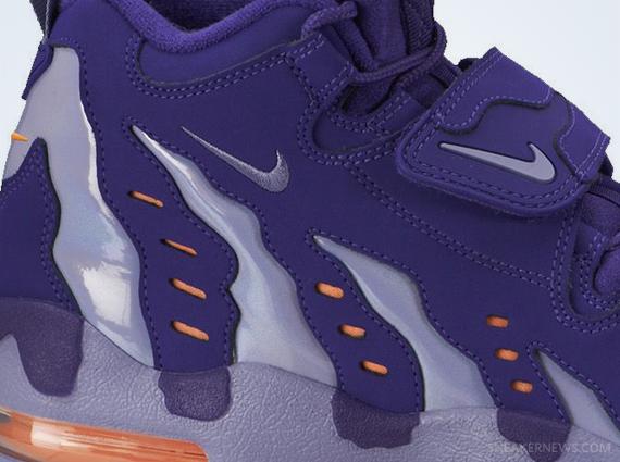 be7910bde0 Nike Air DT Max '96 - Court Purple - Atomic Orange - SneakerNews.com
