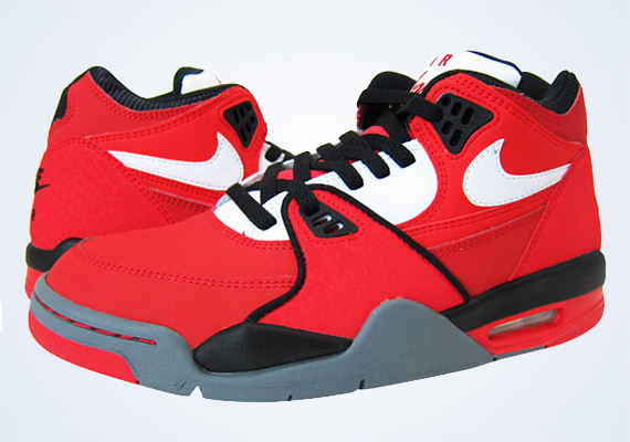 Wholesale Nike Air Flight 89 - 2013 06 21 Nike Air Flight 89 Red Toro