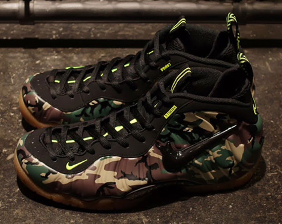 huge discount bbfc9 b16b2 Nike Air Foamposite Pro
