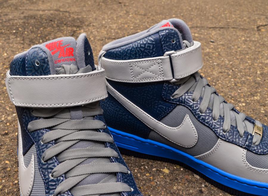 Nike Air Force 1 High grigio