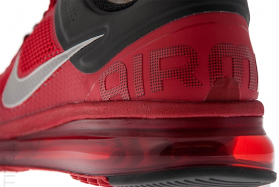 1765c78a54 Nike Air Max+ 2013 - Gym Red - Reflective Silver - Black - SneakerNews.com