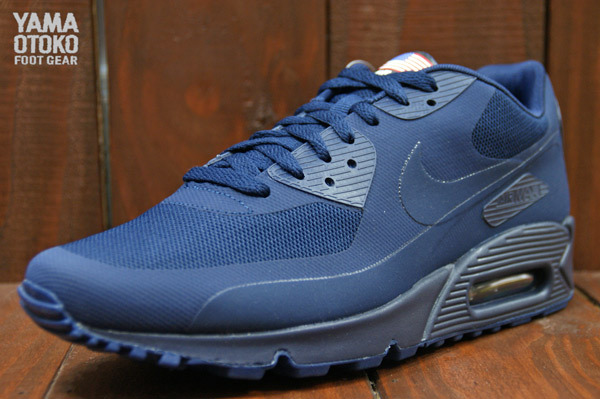 Nike Air Max 90 Hyperfuse Independence Day Midnight Navy On