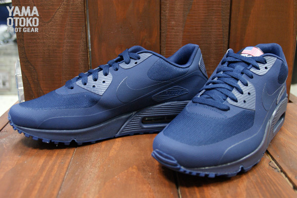 the best attitude f8a8d e9bf7 ... amazon nike air max 90 hyperfuse qs midnight navy midnight navy 613841  440 2fde5 45724