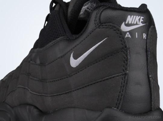 Nike Air Max 95 – Black – Court Purple – Wolf Grey