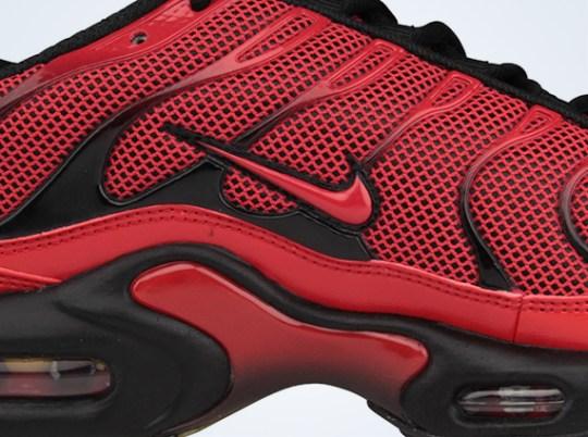 "Nike Air Max Plus ""Diablo Red"""