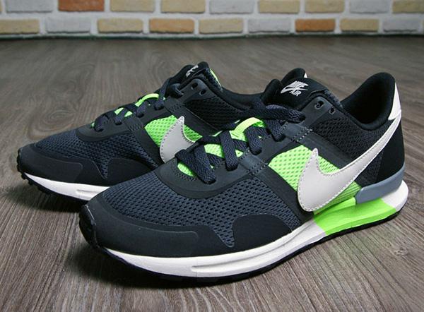 new product 546d5 340c6 Nike Air Pegasus 83 30 – Black – Flash Lime