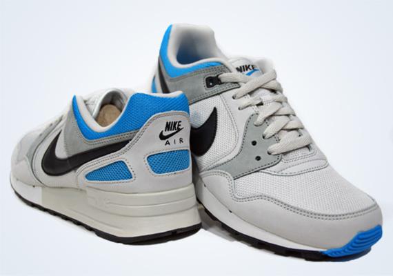 new style 31002 fffae nike air pegasus 89 white grey blue