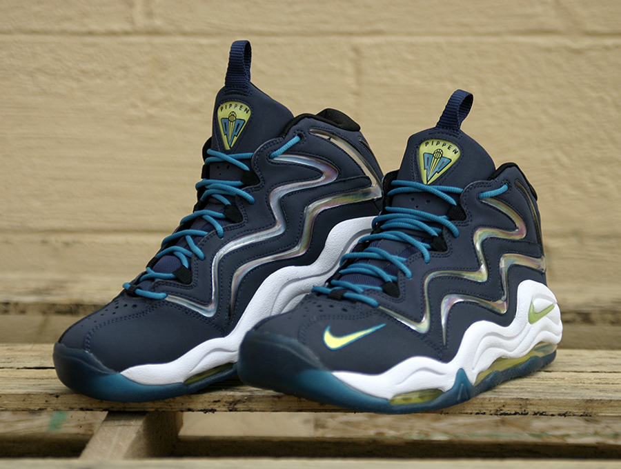 "The Nike Air Pippen is one of those out-of-nowhere re-release of 2013, as  this 90s model made some sparks as we saw the ""Camo"" and ""Noble Red""  colorways ..."