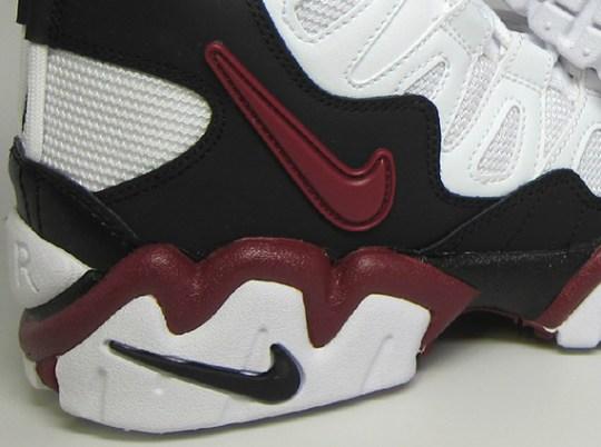 Nike Air Slant Mid – Black – Team Red – White