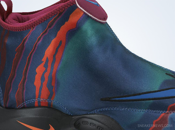 low priced 86553 e94dc Nike Air Zoom Flight The Glove PRM – Green Abyss – Black – Bright Magenta –  Orange