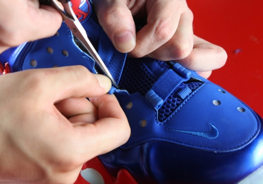Nike Barkley Posite Max – Dissected
