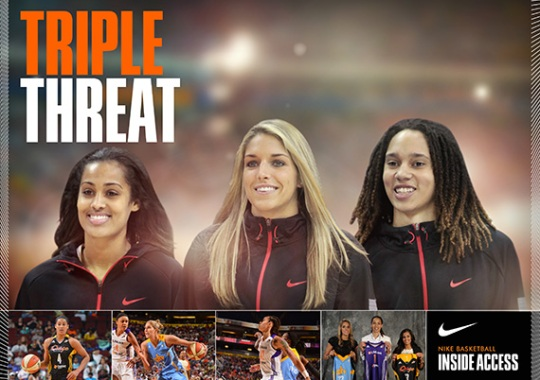 Nike Basketball Inside Access: The Next Generation of Women's Basketball