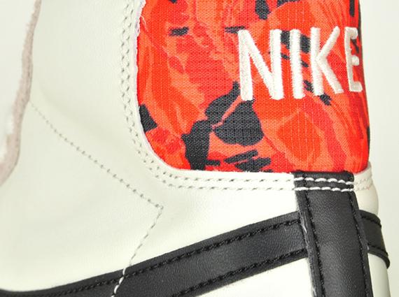 "new concept 74857 4f231 Nike Blazer Mid PRM VNTG ""Red Camo"""