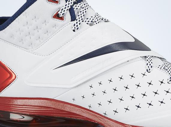 Nike CJ81 Trainer Max White Navy Red