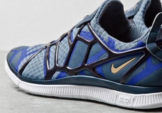 Nike Free Alt Closure – Slate Armory – Navy