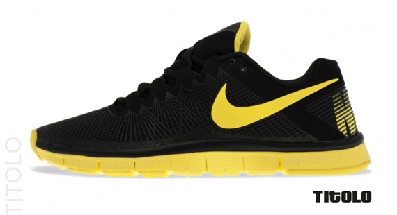 Nike Free Trainer 3.0 - Black - Reflective Silver - Sonic