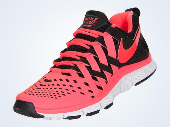 nike retourne service à la clientèle - Nike Free Trainer 5.0 - Black - Atomic Red - SneakerNews.com