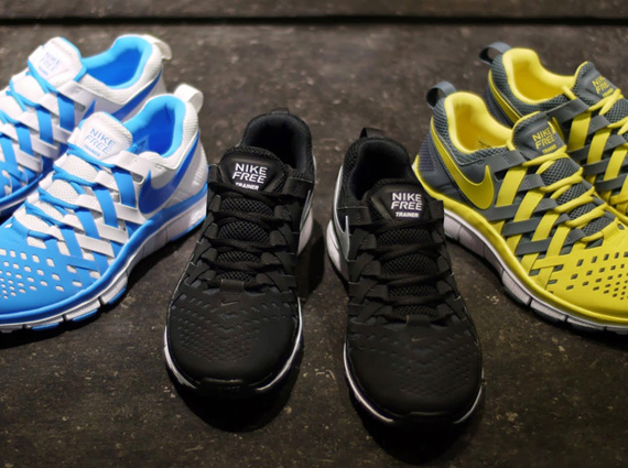 nike free trainer 5.0 woven