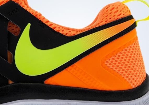 the best attitude 2cbd8 53aea ... Shoes YellowBlack,nike free trainer 5 Nike Free Trainer 5.0 NRG –  Bright Citrus – Volt – Black .