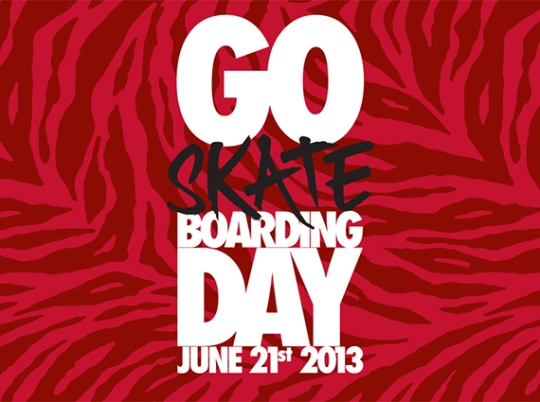 "Nike SB Celebrates ""Go Skateboarding Day"" 2013"
