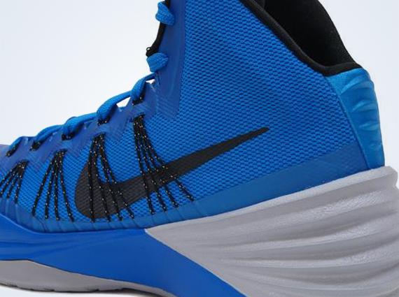 Nike Hyperdunk 2013 - Blue - Black - Grey - SneakerNews.com