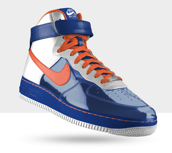 sale retailer 48d12 b81ad Nike Air Force 1 iD - Clear Options Available - SneakerNews.com