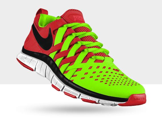 Nike Free Trainer 5.0 V5 Nike Id
