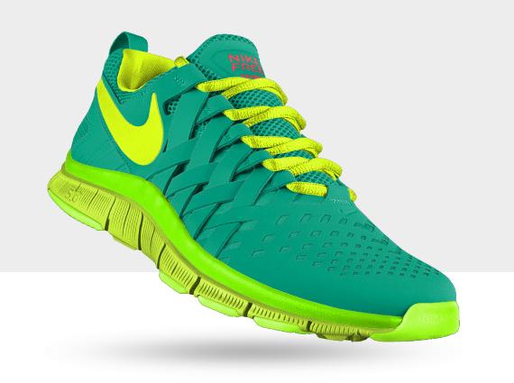 Nike iD Free Trainer 5.0
