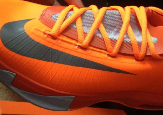 """Nike KD 6 """"Total Orange"""" – Available Early on eBay"""