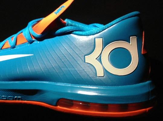 Nike KD VI iD – Sample