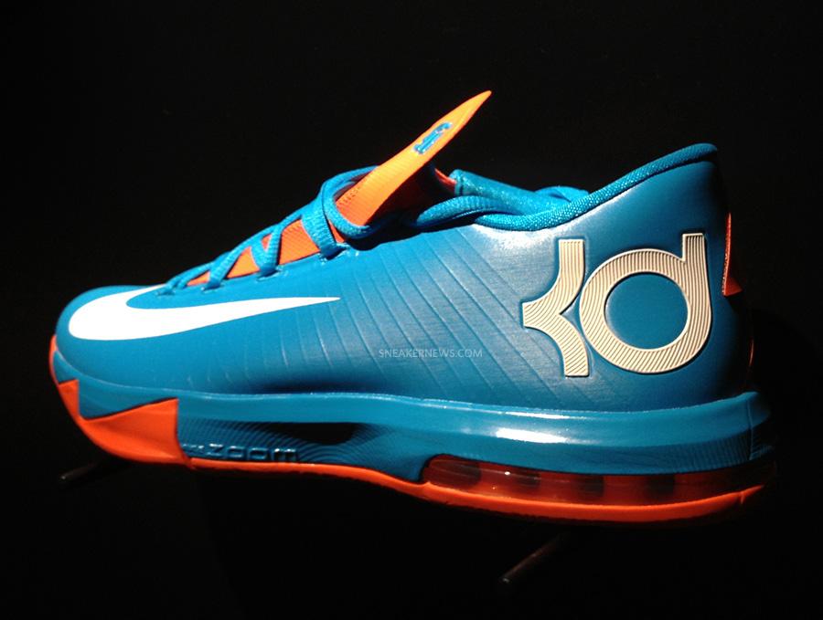 designer fashion c85d0 0e7de Nike KD VI iD – Sample
