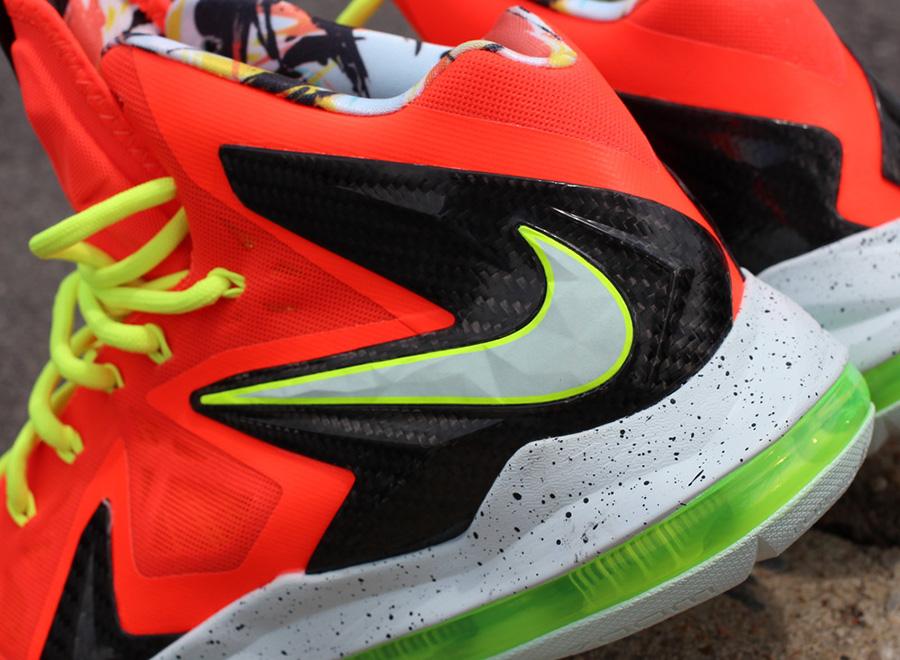 b9d909d521e Nike LeBron X Elite
