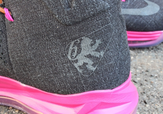 """Nike LeBron X """"Denim"""" – Arriving at Retailers"""