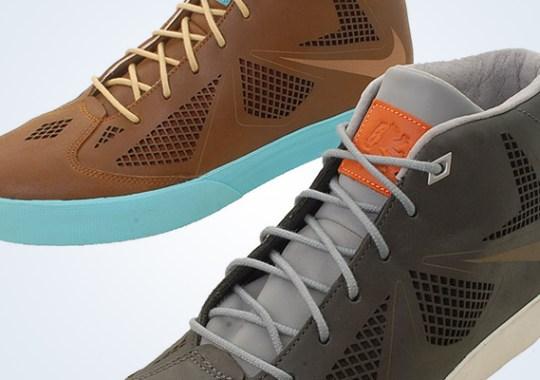 Nike LeBron X NSW Lifestyle – U.S. Release Date