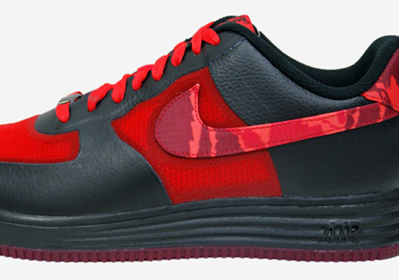 free shipping a3826 4ebfd Nike Lunar Force 1 - Hyper Red - Noble Red - Black - SneakerNews.com