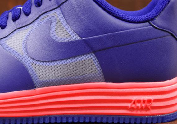 Nike Lunar Force 1 Leather Superhero
