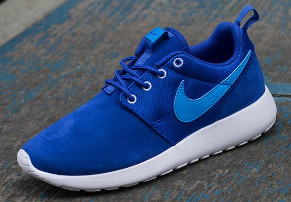 blue roshes run