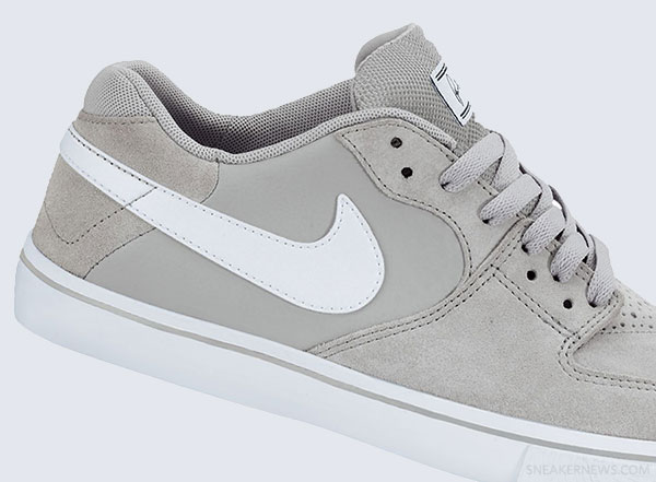 the latest 17ead d8d2b Nike SB Paul Rodriguez 7 VR - Silver - White - SneakerNews.com