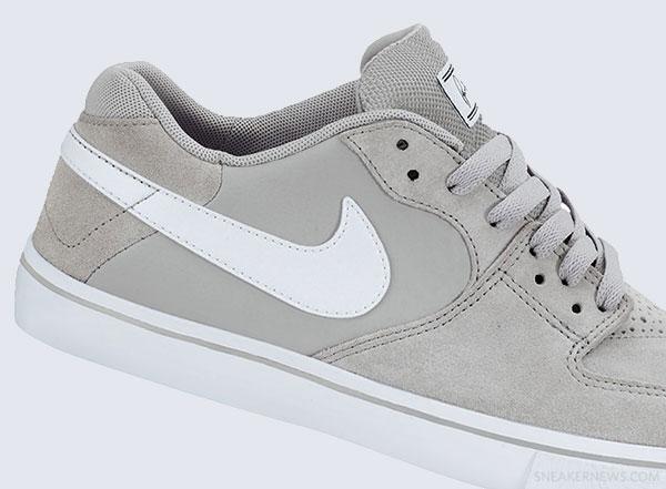 Nike SB Paul Rodriguez 7 VR - Silver - White - SneakerNews.com
