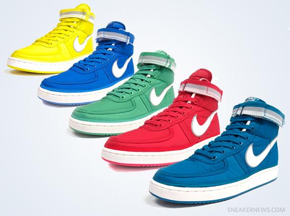 separation shoes 29cf6 e7cc8 Nike Vandal High Supreme VNTG