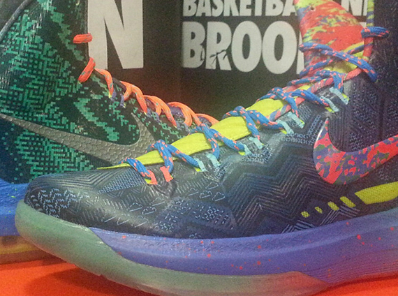 nike quotwhat the kd vquot available on ebay sneakernewscom