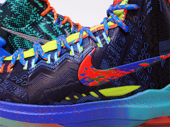 Nike quot What the KD Vquot Release Date