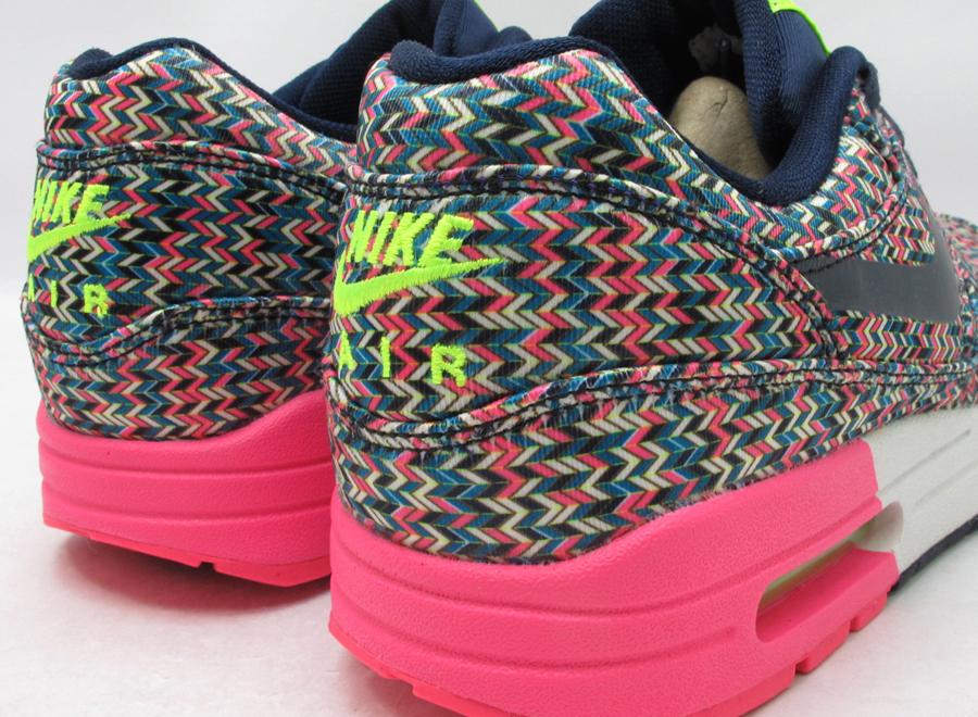 low priced 9532c c212e Nike WMNS Air Max 1 SP - Obsidian - Tropical Teal - Volt - SneakerNews.com