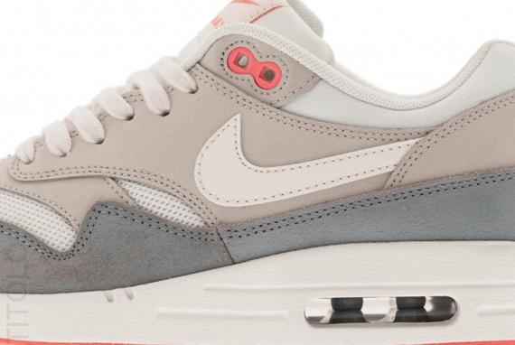Wmns Air Max 1 Essential 'Pigeon' Nike 599820 100 | GOAT