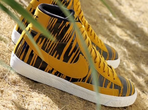 Nike WMNS Blazer Mid quot Tigerquot