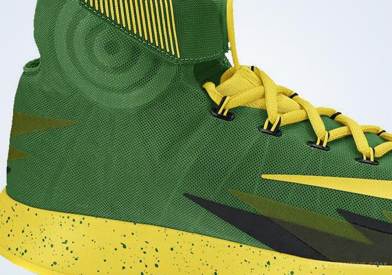 nike zoom hyperrev green yellow sneakernewscom