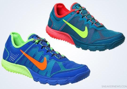 Nike Zoom Wildhorse – Two Colorways