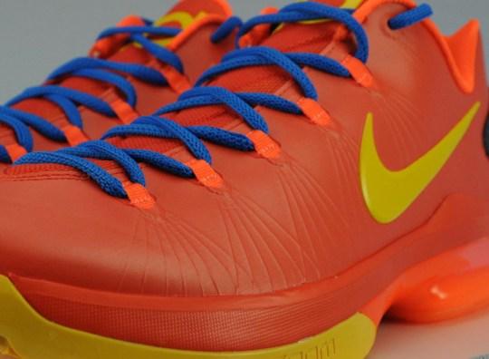 "Nike KD V Elite ""Team Orange"" – Available Early on eBay"