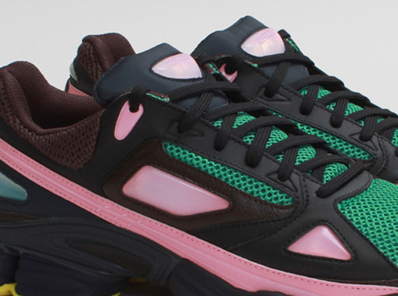 wholesale dealer 7502c 0c02a Previewed back in January including shots on the feet of fashion-hungry  emcee AAP Rocky, the Raf Simons x adidas Originals footwear collection has  started ...